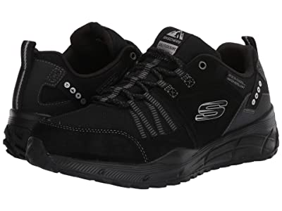 SKECHERS Equalizer 4.0 Trail (Black/Black) Men
