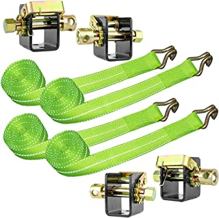 "Vulcan 2"" Lashing Winch And Hi-Viz Winch Strap Kit"