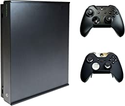 HIDEit X1X Xbox One X Wall Mount and (2) Controller Wall Mounts (Xbox One X Bundle) - HIDEit Behind the TV or DISPLAYit - ...