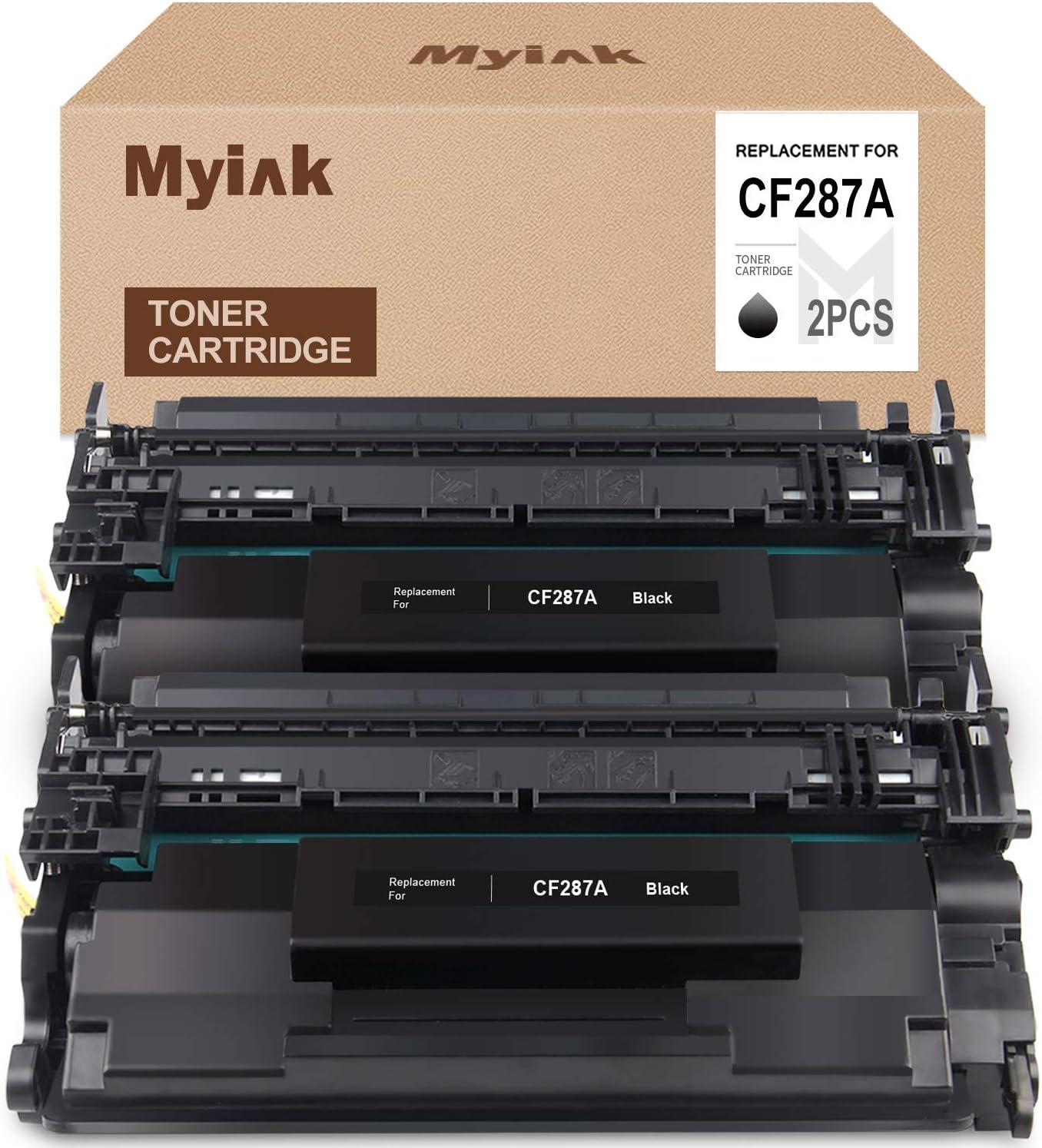 MYIK Compatible Toner Cartridge Replacement Wo Free Shipping Cheap Bargain Gift HP CF287A 87A Regular dealer for