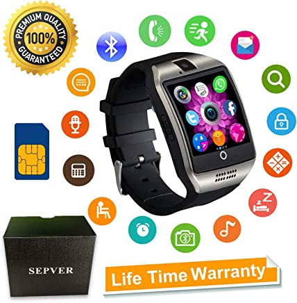 SEPVER Smart Watch SN06 Smartwatch with Touch Screen...