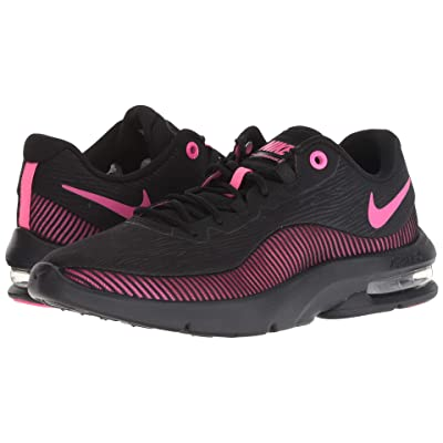 Nike Air Max Advantage 2 (Black/Pink Blast) Women