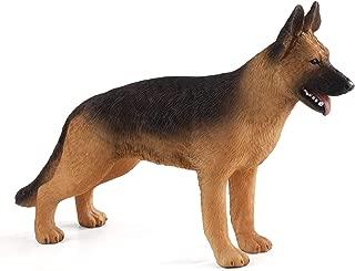 MOJO German Shepherd Realistic Domesticated Animal Toy Replica Hand Painted Figurine
