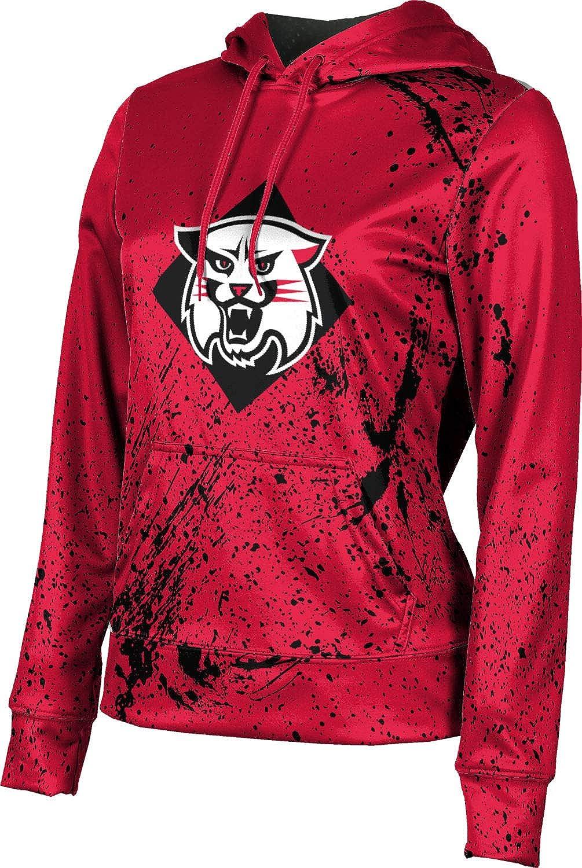 ProSphere Davidson College Girls' Pullover Hoodie, School Spirit Sweatshirt (Splatter)