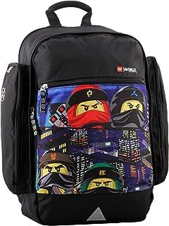 fa870bea6f LEGO Bags LEGO Bags Schulrucksack Venture, Rucksack nur 750 kg, Schultasche  mit Lego Ninjago