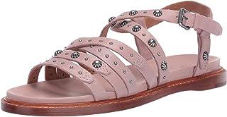 FRYE ALEXA DECO STRAPPY SANDAL womens Flat Sandal