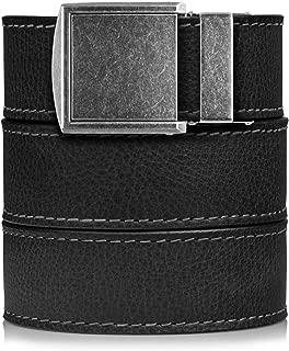 """SlideBelts Wide 1.5"""" Full Grain Leather Ratchet Belt"""