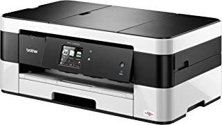 Brother MFC-J4420DW All-in-One Color Inkjet Printer, Wireless Connectivity, Automatic Duplex Printing, Amazon Dash Repleni...