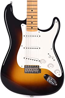 Fender Custom Shop 30th Anniversary Jimmie Vaughan Signature Stratocaster Wide Fade 2-Tone Sunburst (Serial #R92246)