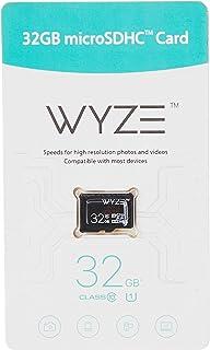 WYZE Labs WYZEMSD32C10 - Tarjeta microSDHC de 32 GB, Color N