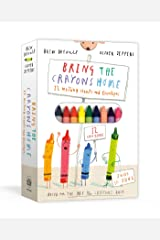 Bring the Crayons Home: A Box of Crayons, Letter-Writing Paper, and Envelopes (CLARKSON POTTER) Misc. Supplies