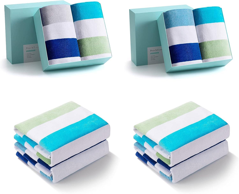 WIIKWEEK 100% Cotton Soft Beach Towel X 正規品 30