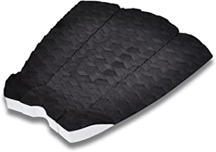PUNT SURF Ripper Traction Pad - 3 Piece Stomp Pad for Surfing and Skimboarding with the Stickiest 3M Adhesive. Grips All Boards - Surfboards, Shortboards, Longboards, Skimboards. - Guaranteed to Stick Forever on your Board [Colorful]