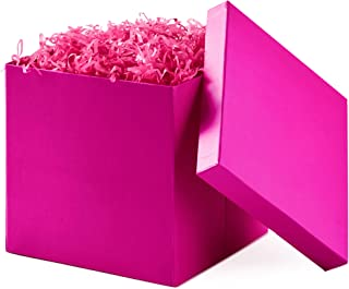 hot pink boxes