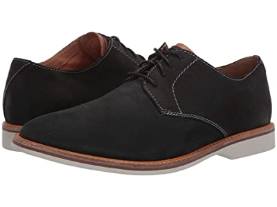 Clarks Atticus Lace (Black Nubuck) Men