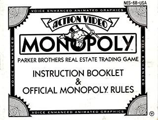 Best monopoly instruction booklet Reviews