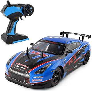 Kanzd 2.4GRC Vehicle High-Speed Racing RC Cars 1:10 Remote Control Best Gift for Kids