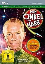 Mein Onkel vom Mars, Vol. 1 / Elf Folgen der Kult-Serie inkl. Pilotfolge erstmals in deutscher Sprache (Pidax Serien-Klassiker) [2 DVDs] [Alemania]