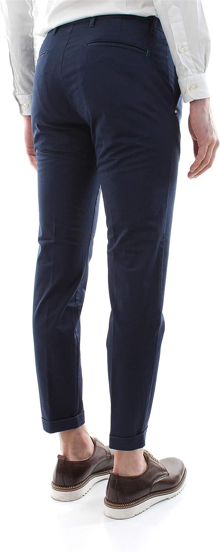 AT.P.CO A201SASA45 TC202/TA Pantalon Homme Blue