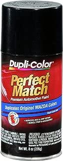 Dupli-Color EBMZ11597 Black Mica Mazda Perfect Match Automotive Paint - 8 oz. Aerosol