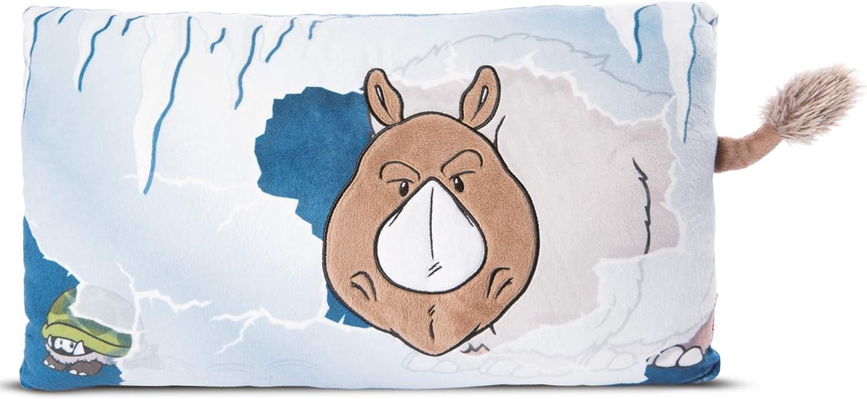 Jungen /& Babys Gem/ütliches NICI Kissen Flauschiges Stofftier-Kissen Kuschelkissen f/ür M/ädchen Pl/üschtier-Kissen NICI NICI 46806 Kuscheltierkissen Sue /& Joe Paka 43 x 25 cm