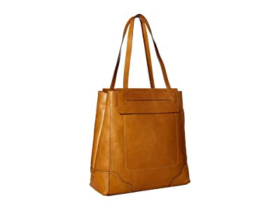 Frye Charlie Simple Tote (Sunflower) Handbags
