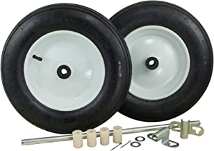 Marathon Two Tire Wheelbarrow Conversion Kit