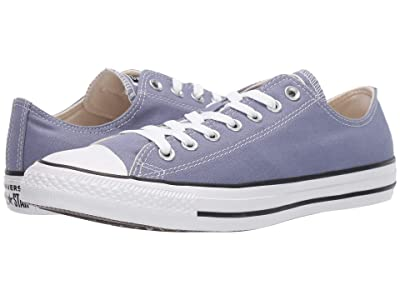 Converse Chuck Taylor All Star Seasonal Ox (Stellar Indigo) Athletic Shoes