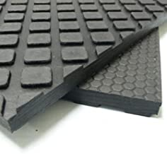 Rubber-Cal Maxx Tuff Heavy Duty Protective Mat