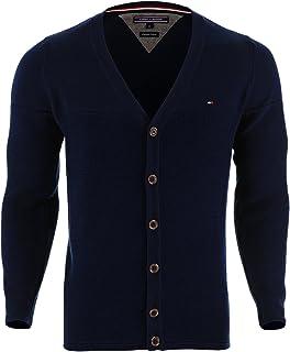 designer fashion 47f17 cd3a9 Amazon.it: cardigan uomo - Tommy Hilfiger / Uomo: Abbigliamento