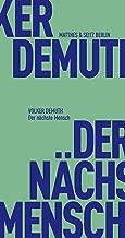 Der nächste Mensch (Fröhliche Wissenschaft 119) (German Edition)