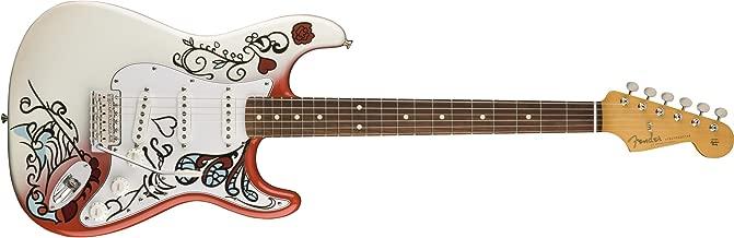 Fender Limited Edition Jimi Hendrix Monterey Stratocaster Signature Electric Guitar