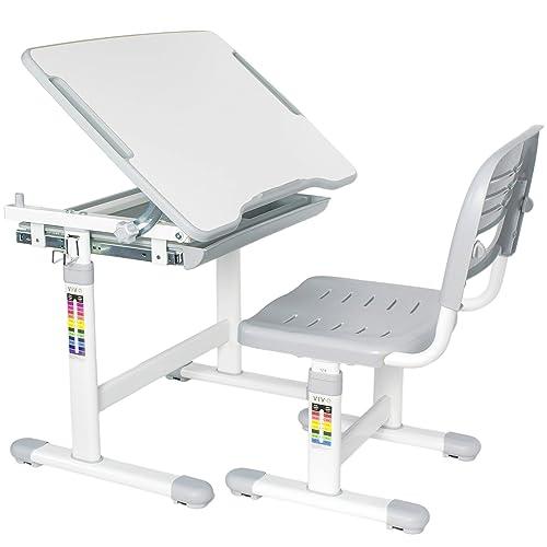 Super Kids Desk And Chair Set Amazon Com Lamtechconsult Wood Chair Design Ideas Lamtechconsultcom