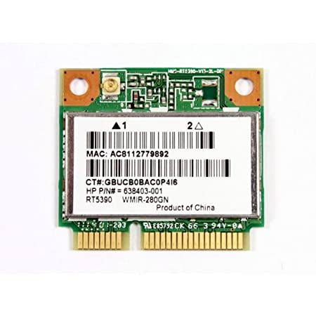 USB 2.0 Wireless WiFi Lan Card for HP-Compaq Pavilion Media Center t3635.tr