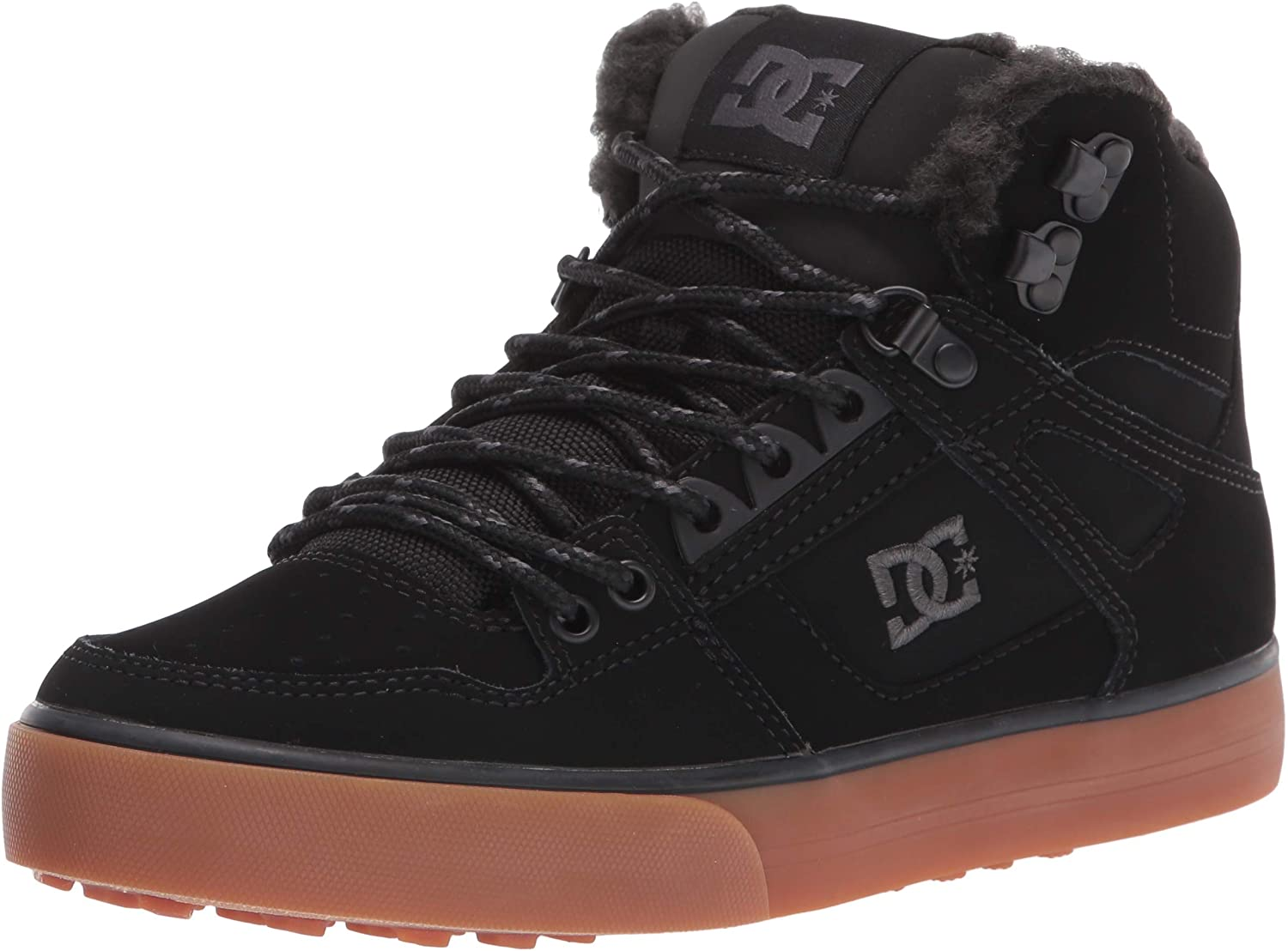 OFFer DC Men's Pure High-top Wc Skate Shoe Skateboard Selling rankings Wnt