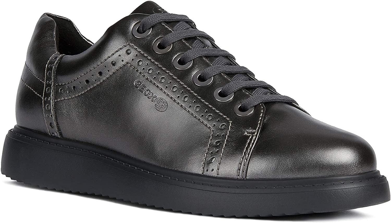 Geox Geox Damen Laufschuhe, Farbe Grau, Marke, Modell Damen Laufschuhe D944BA Grau  Modemarken