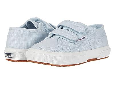 Superga Kids 2750 JVEL Classic (Toddler/Little Kid) (Blue Light Sky) Kids Shoes