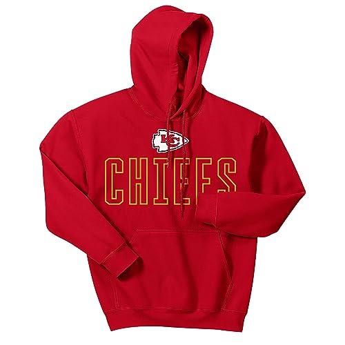 Winter Thicken Hoodie Team New Kanasa City Chiefs Mens Hoodies Warm Sweatshirt