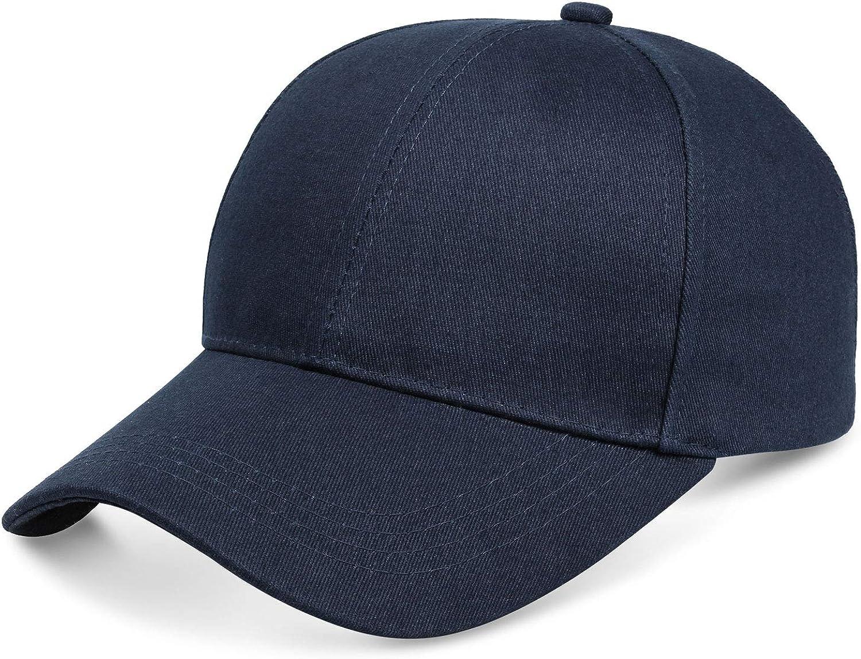Washington Mall Classic Baseball Cap: Polo Ball Fit New York Mall Comfortable Hat Adjustable B