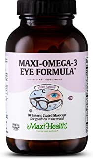 Maxi Omega 3 Eye Formula Nutrition, 90 Count