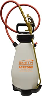 Smith Performance Sprayers 190450 Compression Sprayer for Acetone and Water-Based Chemicals, 2 Gallon