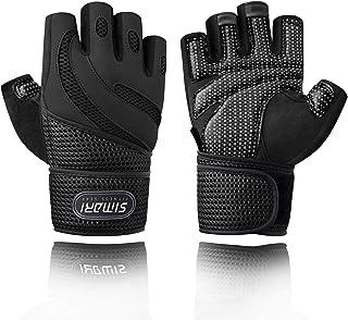 SIMARI Workout Gloves Men Women Full Finger Weight...