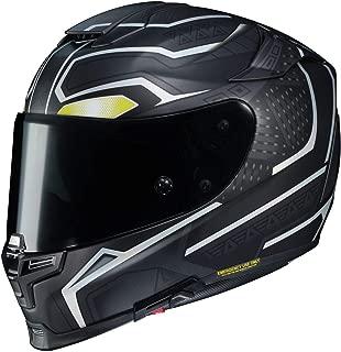 HJC BK Panther Mens RPHA-70 Street Motorcycle Helmet - MC-5SF / Large