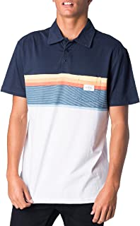 Rip Curl Men's Rapture Slub S/S Polo