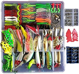 Sea Fishing Lures Bait Long Shot Fishing Outdoor Artificial Fish Bait Lures I0U6