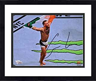 Framed Conor McGregor Ultimate Fighting Championship Autographed 8