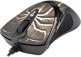 A4Tech Mouse XGame XL-747H USB Spider Gaming Mice (Brown)