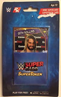 WWE Supercard Supertoken - Seth Rollins (Android / IOS)