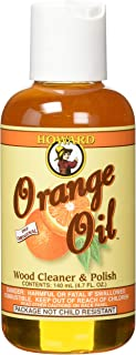 ハワード オレンジオイル 4.7オンス(140ml) Orange Oil 4.7oz.