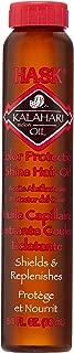 Hask Protection Shine Oil Vial, Kalahari, 0.58 Ounce